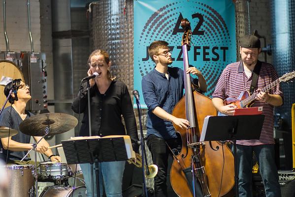 A2 Jazz Fest - 9-10-2016 Ann Arbor, MI