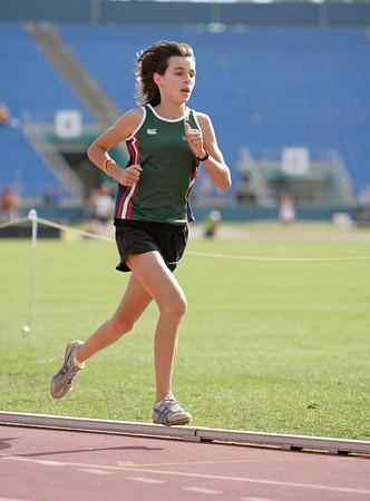 Secondary Schools Athletics March 2008