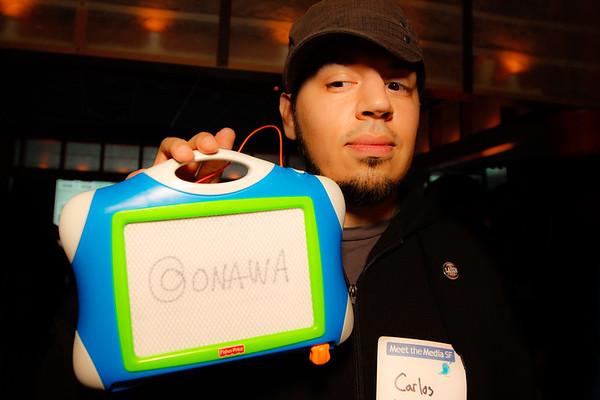 Meet The Media SF @OnaWa