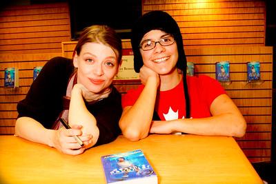 Amber Benson and ___