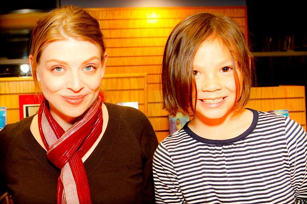 Amber Benson and ____