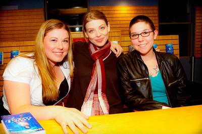 Misty,Amber Benson and Tiffany