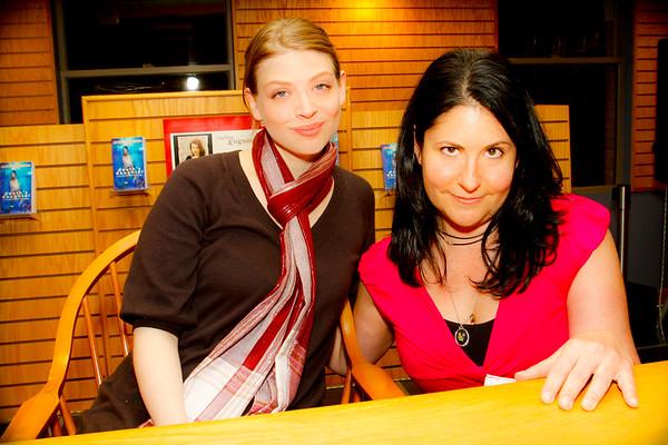 Amber Benson and Katherine/Violetr