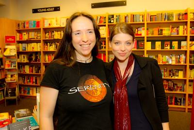 ____ And Amber Benson