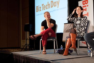 BizTechDay Day One