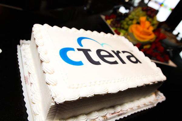 2009 CTERA CloudPlug Tweetup Launch