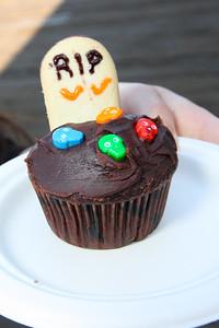 Round 1 Death By Tripple Chocolate