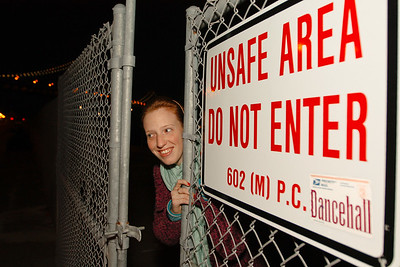 @DanielleMorrill Able to Be Unsafe :)