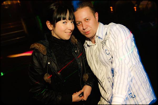Lena and Dmitry