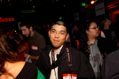 @theKenYeung at GDGT SF at the DNA Lounge