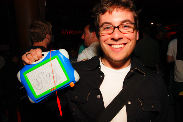 GDGT SF at the DNA Lounge