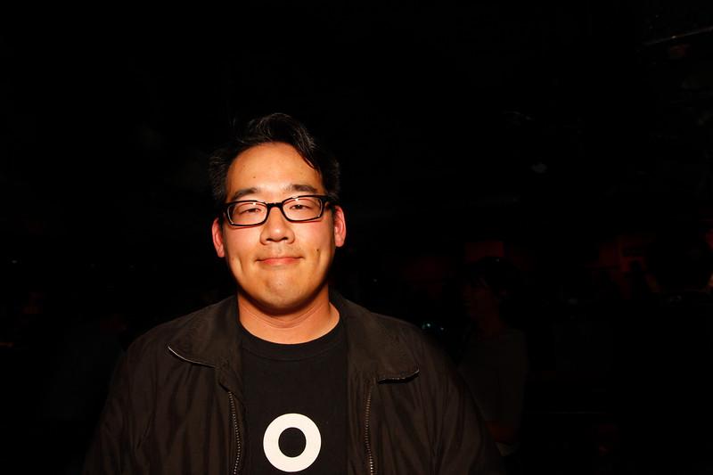 @JollyRoger Roger Chang GDGT SF at the DNA Lounge