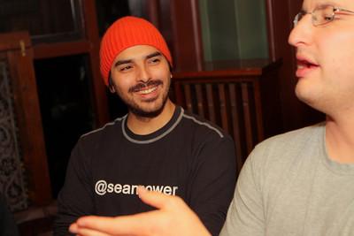 LiveUmbrella 10-10-2009