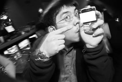 @kyeung808 Ken Yeung BlackBerry Poke
