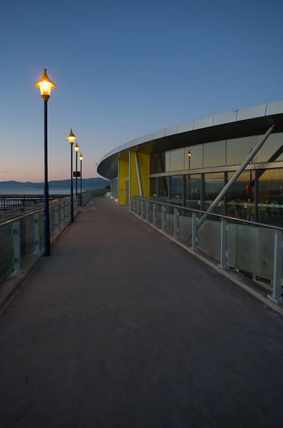 New Brighton at dawn