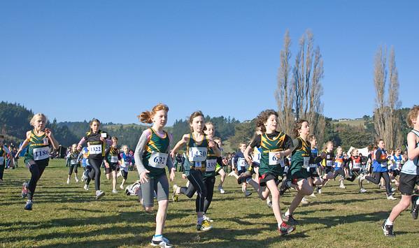 Canterbury XC Champs 2009