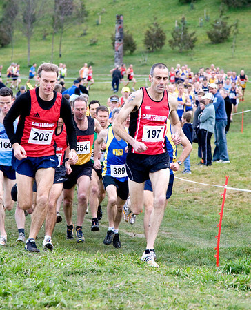 New Zealand XC Champs 2009