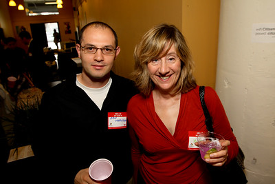 Social, Drinks & Pitches [Finding Partners and Advisors]