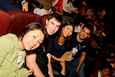 "Startup Digest pre-screening of ""The Social Network"" and After party"