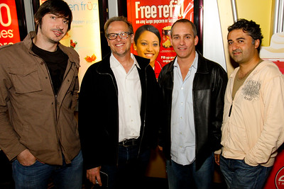 2010 Startup Digest pre-screening of The Social Network and After party