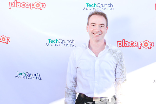 TechCrunch  August Capital Party
