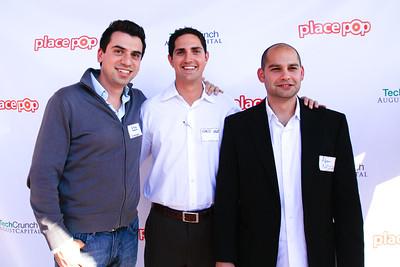 TechCrunch  August Capital Party