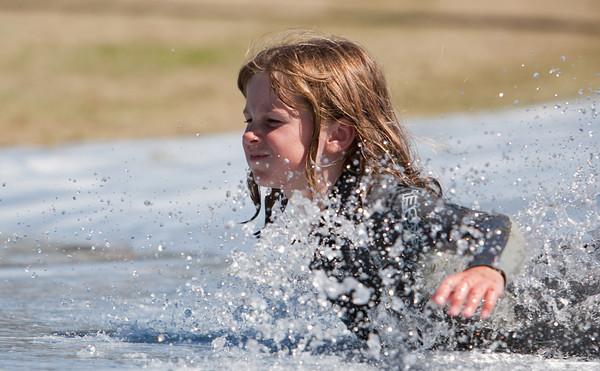Post Juniors Water sliding 2010