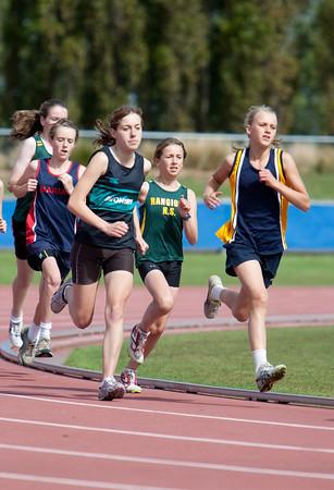Sec. Schools Athletics 2010