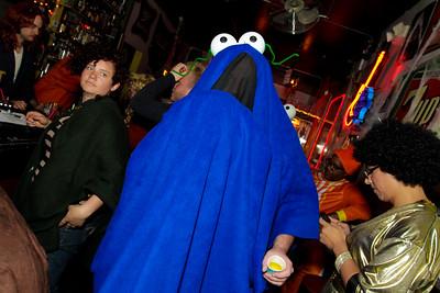 @RogerNiner Halloween at Butter