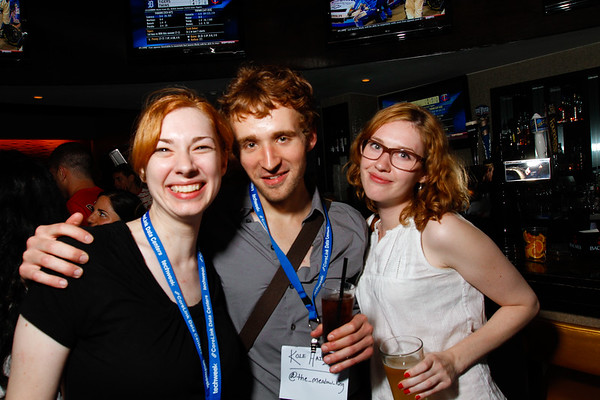 @TheTechWeek Day 2 After and After After Party #TechWk