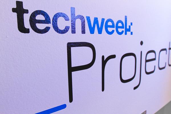 @thetechweek Day 1 #techwk