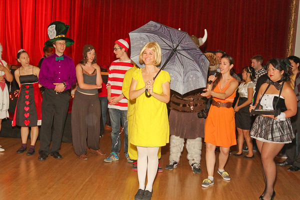 9:20 Special Halloween Edition 2011