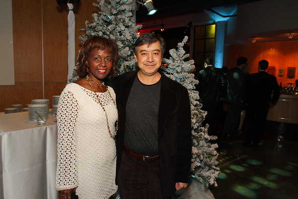 Box.Com Holiday Party 2011