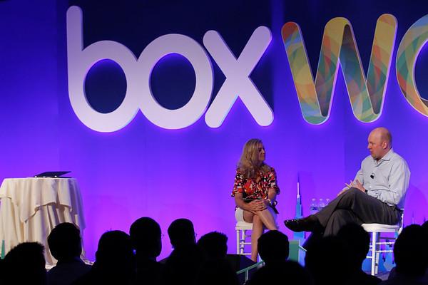 Box.Net BoxWorks