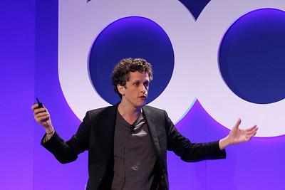 Aaron Levie Box.Net BoxWorks '11 09-28-2011