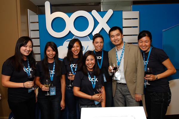 Box.Net BoxWorks PreParty 09-27-2011