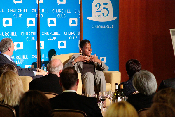 Churhill Club: When Two Luminaries Meet: Ursula Burns, CEO of Xerox, in conversation with George Colony, CEO of Forrester Research (Premier)