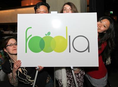Foodia is Chocolate