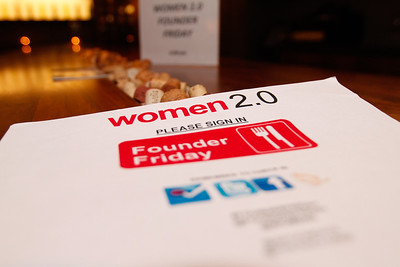 Founder Friday with Women 2.0 10-7-2011