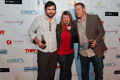Hollywood Meets Silicon Valley and Newspepper L.A. Launch Party