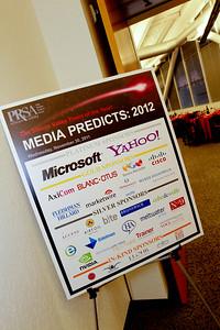 Media Predicts 2011 11-30-2011 PRSA Silicon Valley