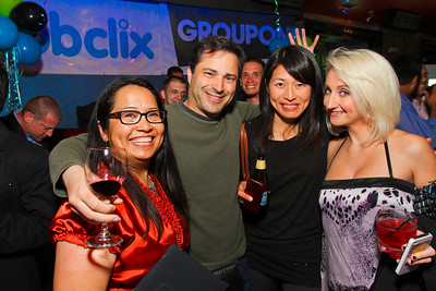 Mobclix & Groupon WWDC Mashup Cocktail Party