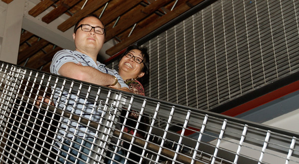 Plantronics at Obscura Digital 10-19-2011