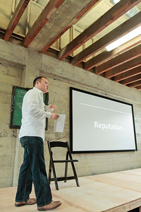 SFAMA: The Future of Social and Tech with Ben Parr!