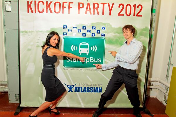 StartupBus Kickoff