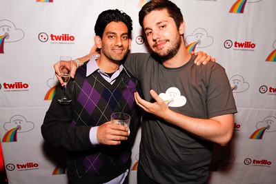 Twilio Client Launch Party