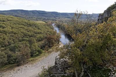 Entre Audon & Chauzon, l'Ardèche