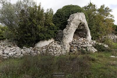 Chapias, le rocher des Curés