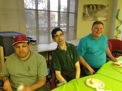 Matthew, Bobby and Kurt