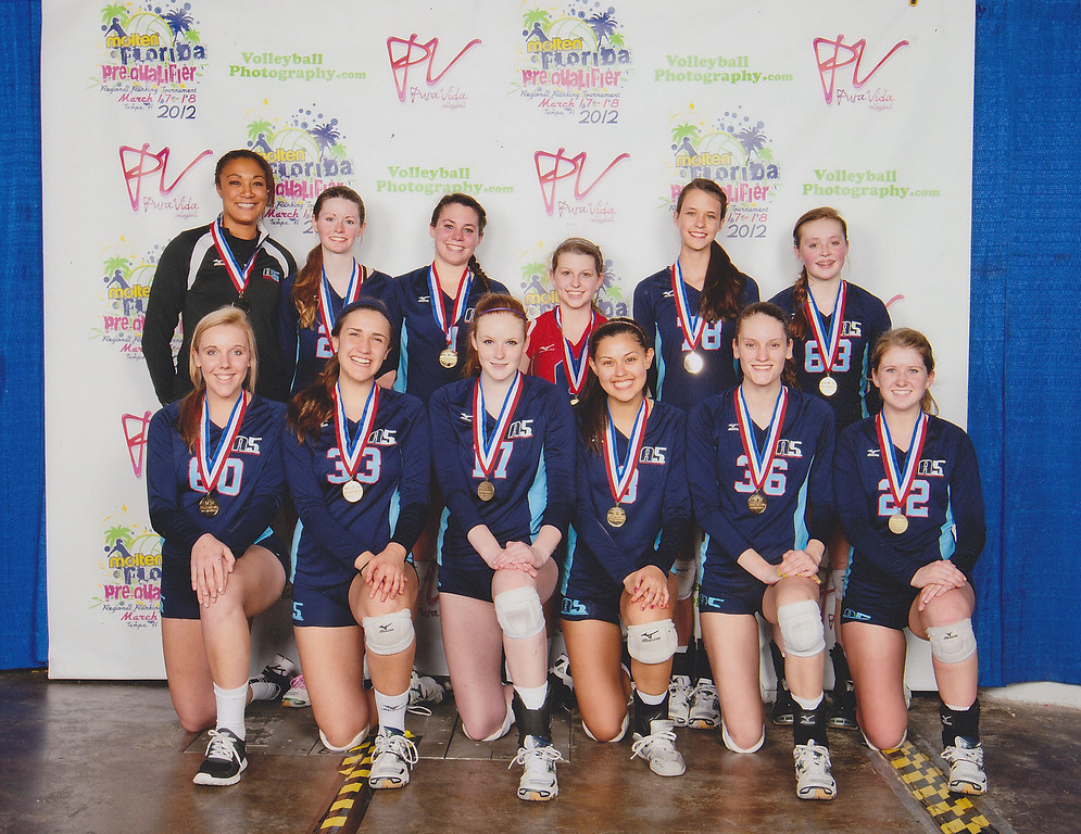 16 Gold Champs! 3-18-2012 Tampa